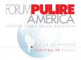 PULIRE AMERICA - Pela primeira vez fora da Europa, Forum será realizado em Curitiba