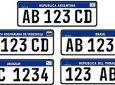 CONTRAN - Alterada Resolução sobre sistema de Placas de Identificação de Veículos do Mercosul