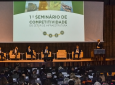 CNT - Seminário debate investimentos em infraestrutura e competitividade no Brasil