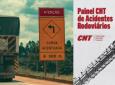 CNT - Painel CNT de Acidentes é atualizado com dados de 2019