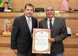 FETRANSPAR é homenageada na Câmara Municipal de Curitiba