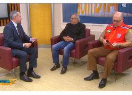 BOM DIA PR - Confira reportagem com o presidente da Fetranspar sobre os efeitos da paralisação