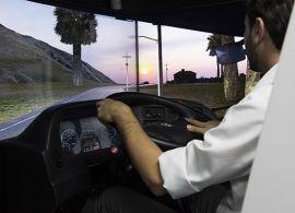 SEST SENAT - Londrina ganha Simulador de Direção