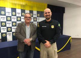 PRF - Delegacia Metropolitana sob novo comando