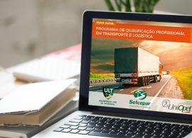 CAPACITAÇÃO - Curso técnico na área de transporte