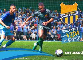 Quartas de final da Copa SEST SENAT ocorrem neste fim de semana