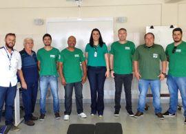 DESPOLUIR – Equipe técnica participa de treinamento no SEST SENAT Curitiba