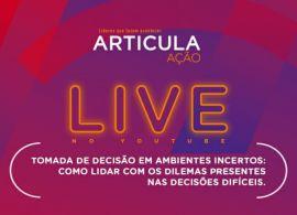 Coronel Malucelli participa de LIVE Líderes do Paraná