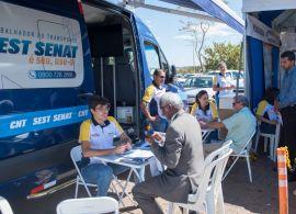SEST SENAT realiza grande ação nacional em celebração ao Dia do Motorista