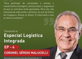 LOGÍSTICA INTEGRADA - Rodovias carreiam riqueza do Agro rumo a grandes mercados