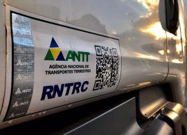 ANTT prorroga validade do RNTRC