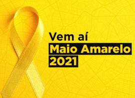 CNT e SEST SENAT são os grandes apoiadores do Maio Amarelo 2021