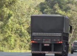 14 mil casos de roubos de cargas em rodovias são registrados no brasil em 2020