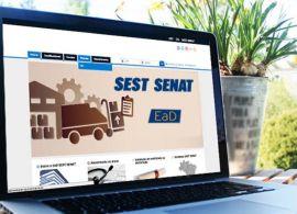 SEST SENAT - Inscrições abertas para cursos gratuitos EAD