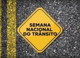 SEST SENAT: Mobilização da Semana Nacional do Trânsito