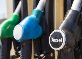 FETRANSPAR vê com preocupação nova alta no diesel