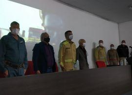 Coronel Malucelli participa das comemorações do Corpo de Bombeiros do Paraná