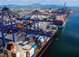 Até setembro, portos paranaenses movimentaram 44,4 milhões de toneladas de cargas