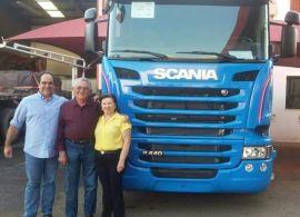 SETCAMAR - Scania no Brasil