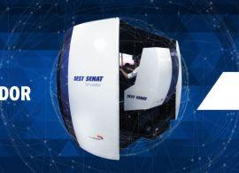 SEST SENAT - Simulador de direção busca maior eficiência e segurança no transporte