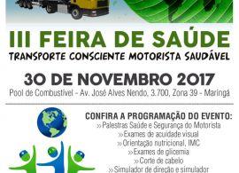 DESPOLUIR - Feira de Saúde em Maringá acontece nesta semana