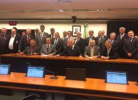 FETRANSPAR - Marco Regulatório é discutido em Brasília
