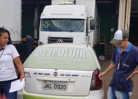 DESPOLUIR - Programa Ambiental do Transporte fortalece parcerias pelo Paraná