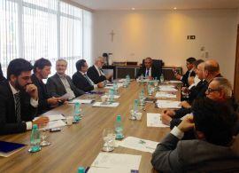 FETRANPAR - Reunião de Conselho