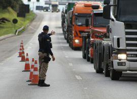 CBN - Fetranspar cobra mais segurança para o transporte de cargas