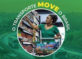 CNT - O Transporte Move o Brasil: lançada campanha de valorização do setor