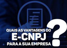 Quais as vantagens do e-CNPJ para a sua empresa?