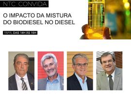 Últimos dias para as inscrições no debate sobre o impacto da mistura do biodiesel no diesel