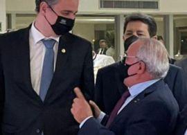 Presidente Cel. Malucelli participa de série de reuniões em Brasília