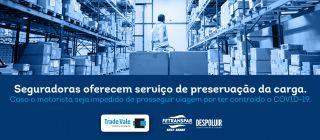 Seguradoras oferecem serviço de preservação da carga